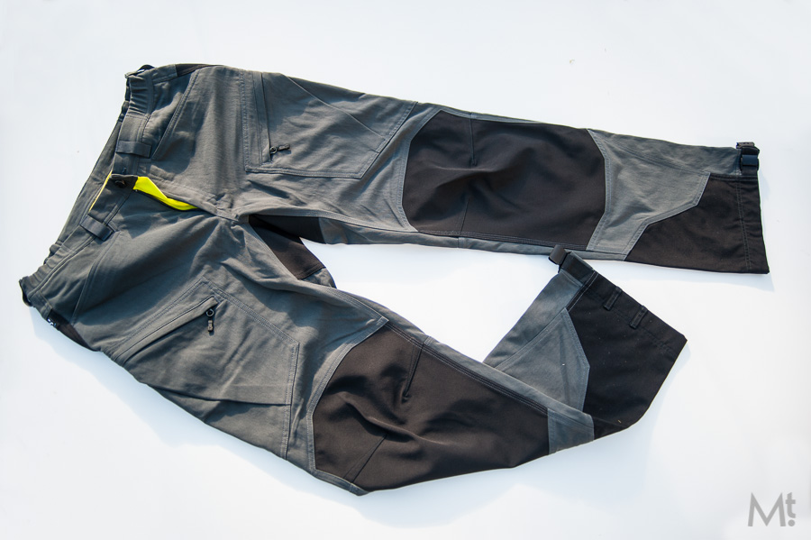 Haglofs Rugged Mountain Pants Scottish Mountaineer