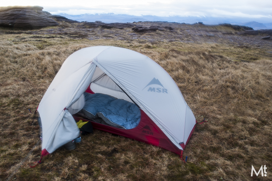 MSR Hubba NX & MSR Hubba NX review - Scottish Mountaineer