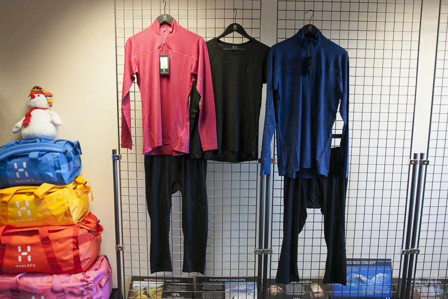Haglofs Actives baselayer